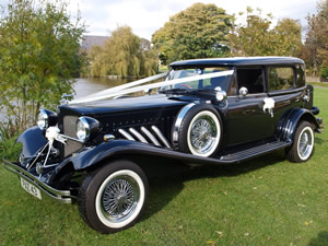 Beauford Tourer Saloon