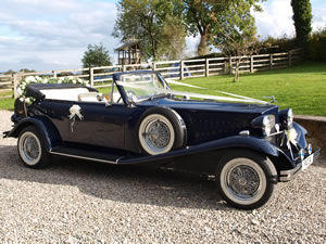 Beauford Tourer Convertible